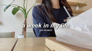 eng) 대학생 브이로그 | 자격증 공부✍하면서 틈틈이…