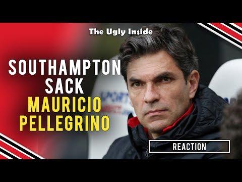 SOUTHAMPTON SACK MAURICIO PELLEGRINO | The Ugly Inside