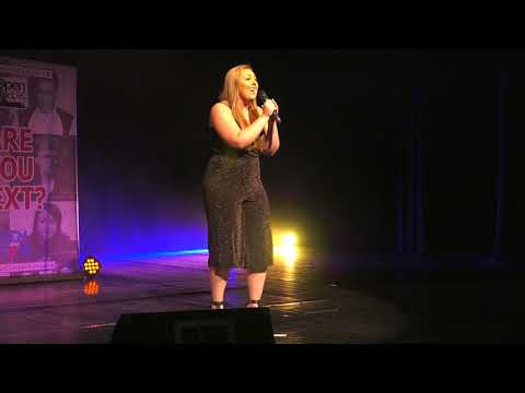 ALWAYS – BON JOVI performed by AMY LEIGH SANDFORD at Open Mic UK music competition