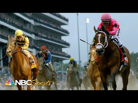 Kentucky Derby 2019: Explaining Maximum Security's historic disqualification | NBC Sports