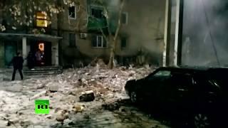 Часть дома обрушилась из-за взрыва газа под Ростовом-на-Дону