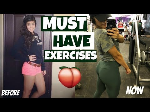 THE EXERCISES YOU NEED TO ADD TO YOUR GLUTE WORKOUT