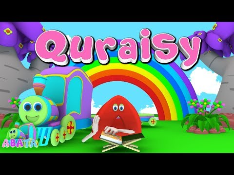Animation 3D Juz Amma Al - Qurays | Recite Quran with Battar | ABATA Channel