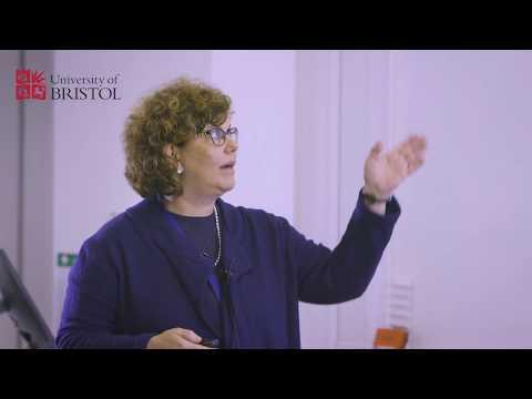 Dimitra Simeonidou - Creating the UK's smartest city