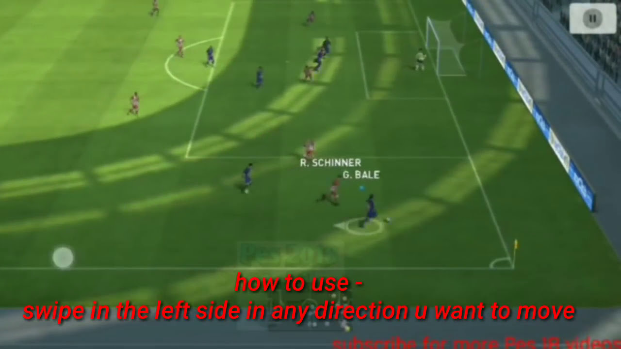 Must Needed Skills That You Are Missing In Pes 2018 Mobile(Advanced  Control)  Pes 2019 Mobile Tips 04:49 HD