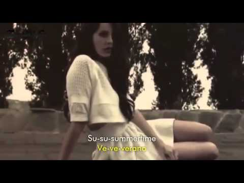 Summertime Sadness   Lana del Rey Official Video Letra Español English