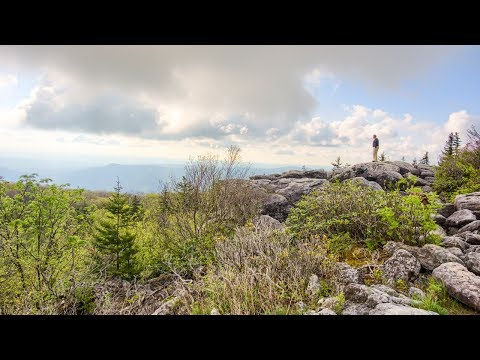 Dolly Sods Wilderness West Virginia Backpacking  May 2017
