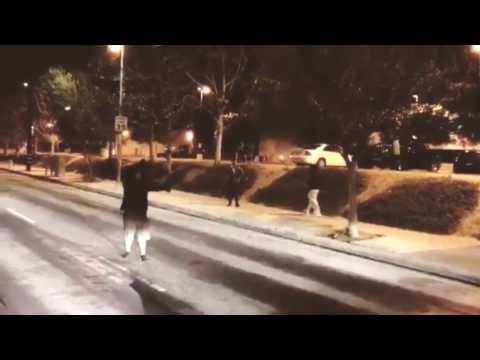 New years eve Los Angeles street racing 2k17