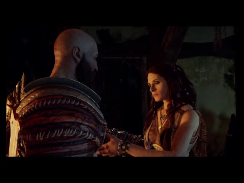 KRATOS DON'T DO THE MAN LIKE THAT