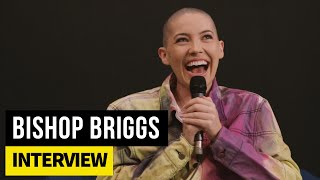 Bishop Briggs on how nervous she is releasing such a personal and revealing album like Champion.