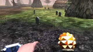 Grinding Magic on Goblins - Darkfall Online