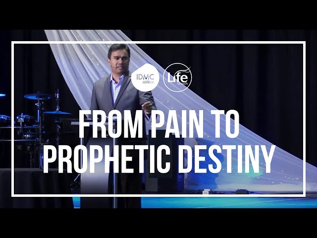 From Pain to Prophetic Destiny | Rev Paul Jeyachandran