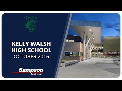 Kelly Walsh High School