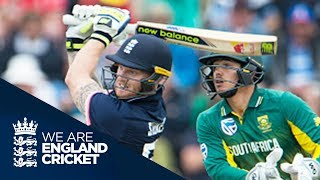 vuclip England's Thrilling Win Seals Series Against South Africa – England v South Africa 2nd ODI 2017
