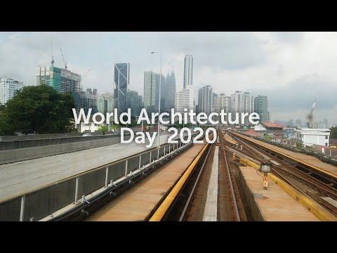 NRY Architects Celebrates World Architecture Day (WAD) 2020