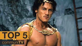 Top 5 Greek God Movies