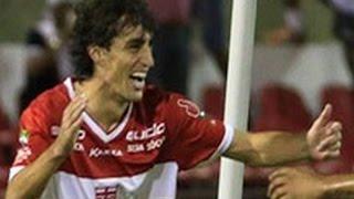 Gols, CRB 3 x 1 Criciúma - Brasileirão Série B 15/08/2015