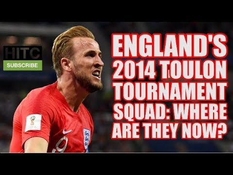 England's 2014 Toulon Tournament Squad: Where Are They Now?
