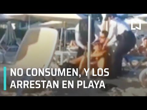 Convocan a picnic masivo en Playa Mamitas, donde arrestaron a pareja por no consumir - Despierta