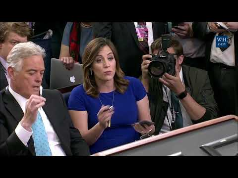 [ World News ] White House Press Briefing   5/10/17 - Full