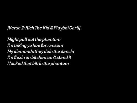 "Download Rich The Kid Feat. Playboi Carti ""All Of Them"" (Lyrics)"