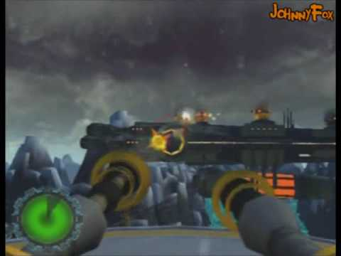 Video - Ratchet & Clank - Hydrodisplacer Puzzle …