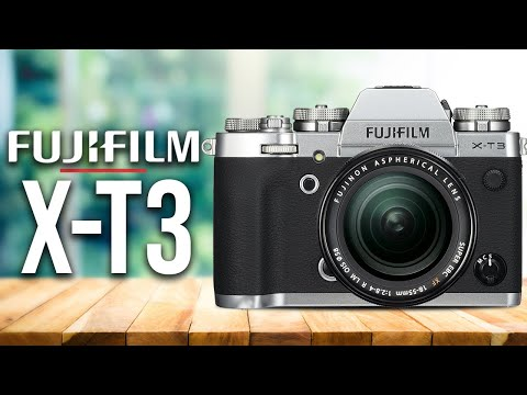 Fujifilm X-T3 In-Depth