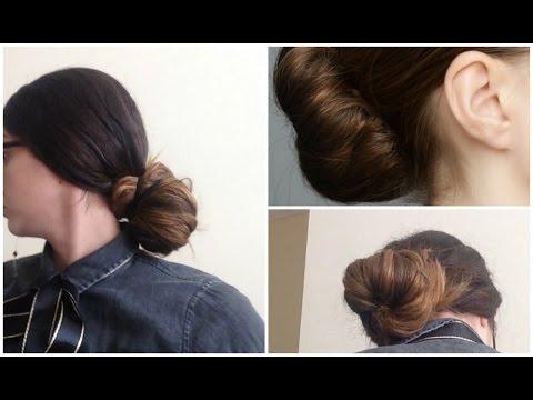 Saç Bakım Rutinim ve Yapması Kolay Saç Modelleri
