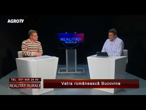 AGRO TV: Realități Rurale - partea a II-a (21.11.2017)