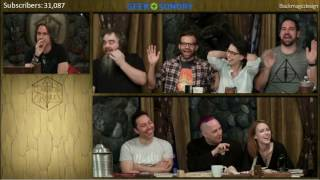 Critical Role - Bath-Based Shenanigans [SPOILERS E81]