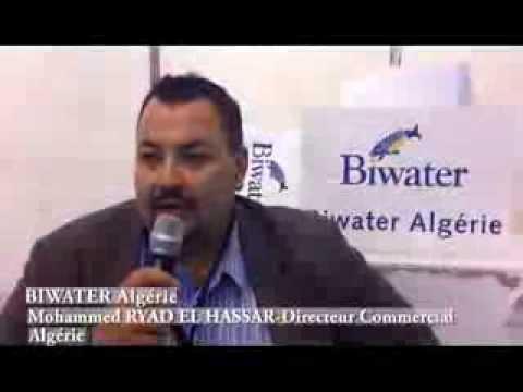 SIEE Pollutec Algérie 2013 - témoignages 3/...