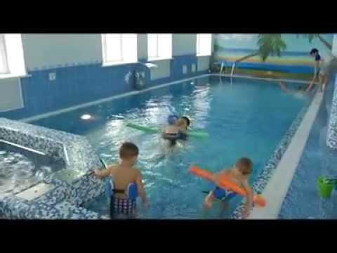 Бассейн для детей во Владимире. Плавание для детей
