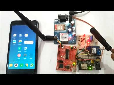 Vehicle Tracking and Accident Alert System using MSP430 Launchpad and GPS Module