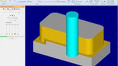Alphacam CAD/CAM Software   CNC Milling - YouTube