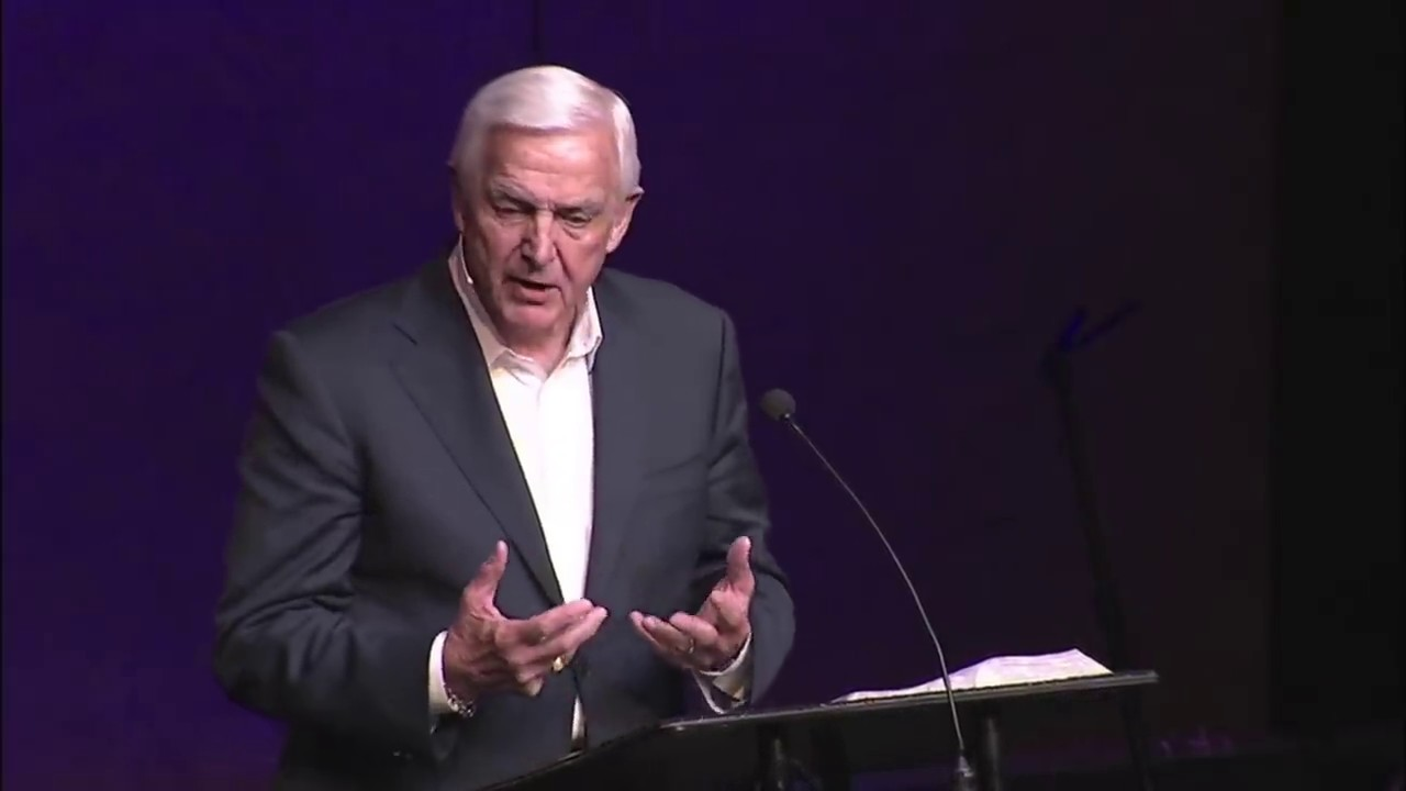 Living with Confidence in a Chaotic World - Dr. David Jeremiah