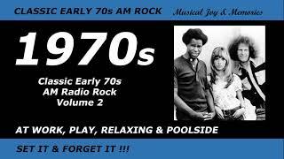 Classic Early 1970s AM Radio Rock - Volume 2