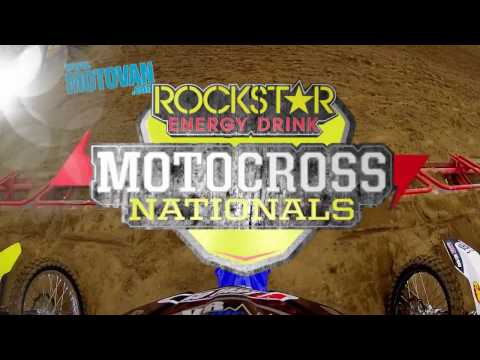 2016 Rockstar Energy Drink Motocross Nationals - R9 - Deschambault, QC