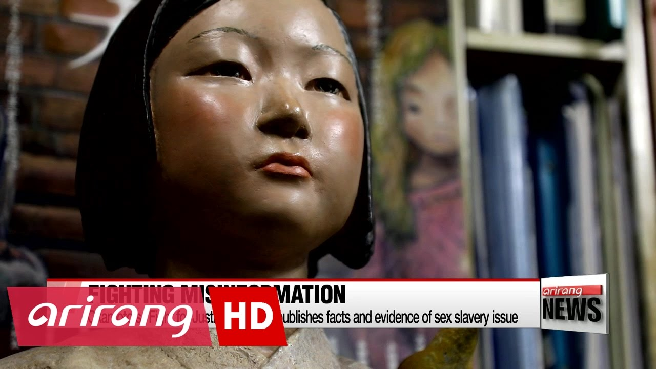 Tokyo citizens raise awareness of Japan's military 'comfort women' sex  slave issue