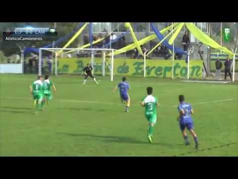 Fecha 1 Federal B: Everton La Plata 0 - Club Camioneros 0