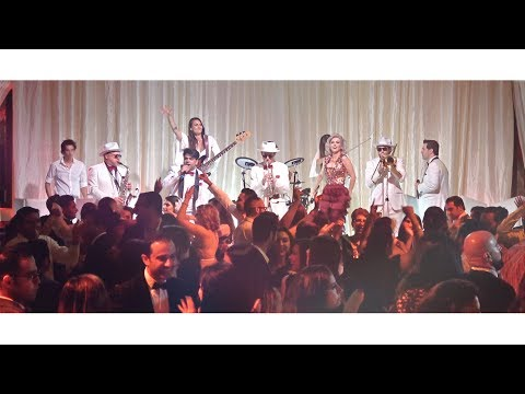 ELI's BAND - Persian Medley l International High Energy Wedding Band
