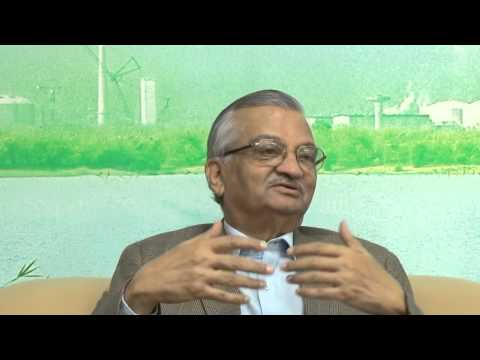 Interview with Anil Kakodkar, former Chairman AEC of India, at ThEC15 in Mumbai