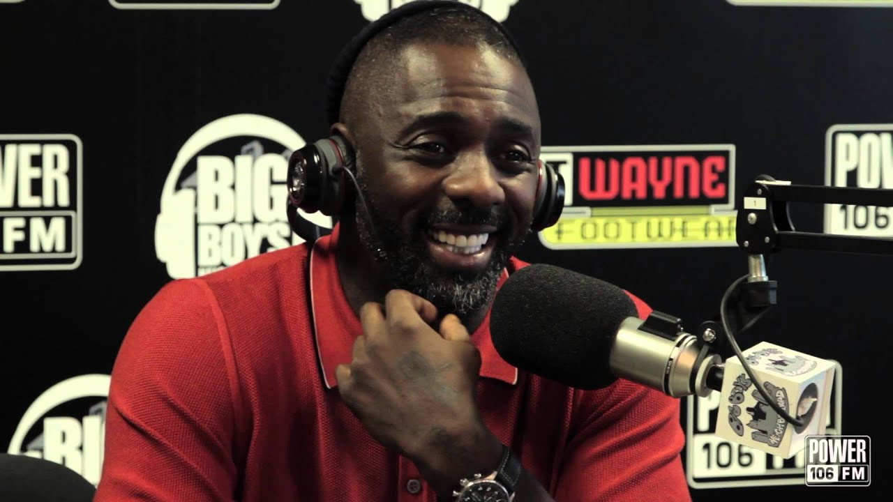 The Big Reason Idris Elba Signed On For The Dark Tower