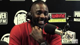"Idris Elba Talks ""The Wire"" Success; Details On No Good Deed"