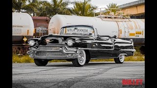 World's Best 1956 Cadillac Series 62 Test Drive! [HD] - Bullet Motorsports Inc