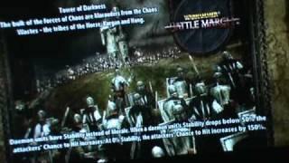 Warhammer battle march empire campaign part 1