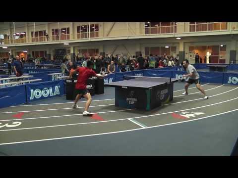 Cheng Li vs Pu Li - Open Singles (1/8)