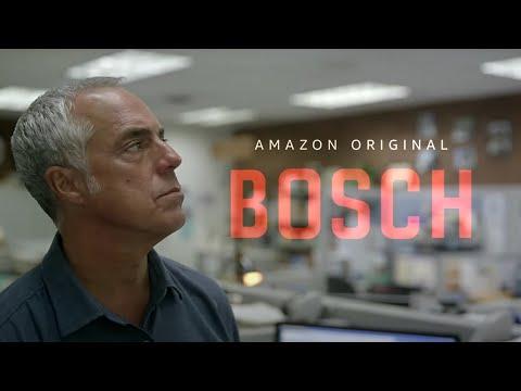 BOSCH - TEASER UFFICIALE | AMAZON PRIME VIDEO