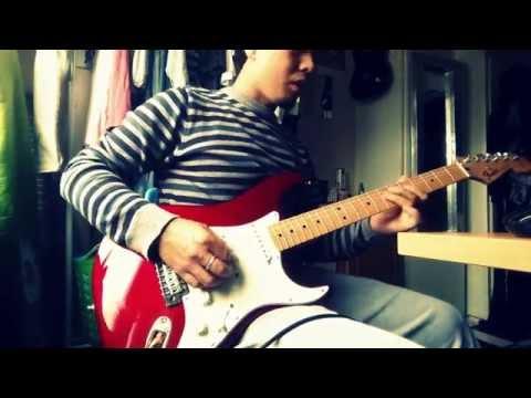Sandiwara Cinta - Solo Guitar - cover Repvblik