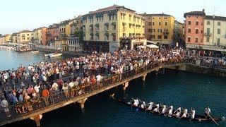 Flash Mob Blues Brothers - Peschiera del Garda - ufficiale