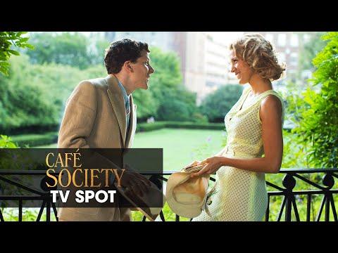 Café Society (Woody Allen 2016 Movie) Official TV Spot – 'Hollywood'